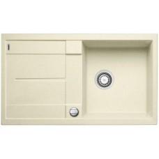 Мойка кухонная Blanco Metra 5 S-F жасмин с клапаном-автоматом (519100)