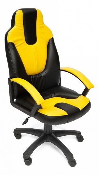 Компьютерное кресло Tetchair NEO 2 Желтый/Черный