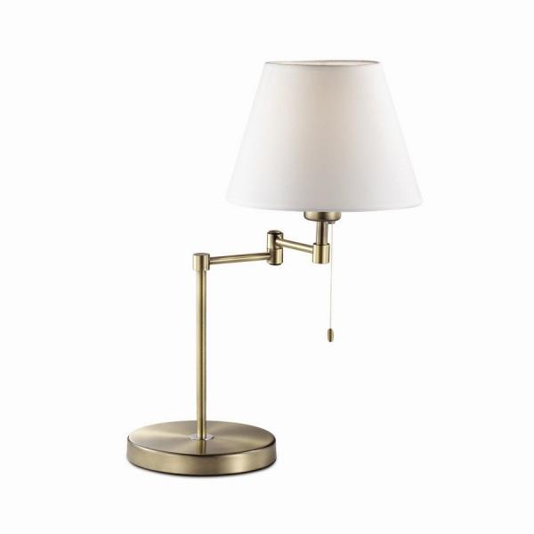 Настольная лампа Odeon 2481 Gemena 2481-1T