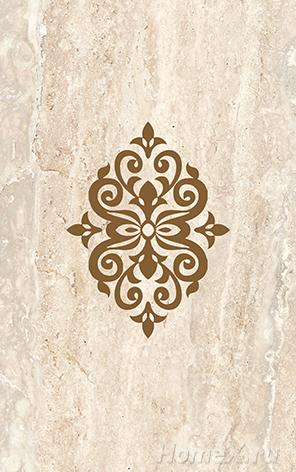 Декор Ceramica Classic Tile Efes Toscana 25x40 бордюр ceramica classic tile efes leone 2 6 3x25