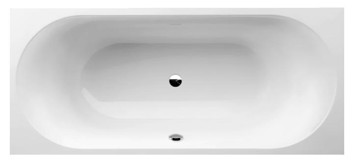 Купить со скидкой Квариловая ванна Villeroy&Boch Cetus UBQ180CEU2V-01 alpin