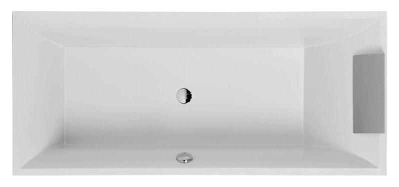 Купить со скидкой Квариловая ванна Villeroy&Boch Squaro UBQ180SQR2V-01 alpin
