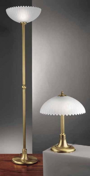 Настольная лампа Reccagni Angelo Bronze 3030 P 825, Италия