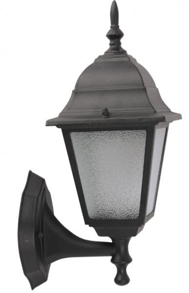 Настенный уличный светильник Arte Lamp Bremen A1011AL-1BK