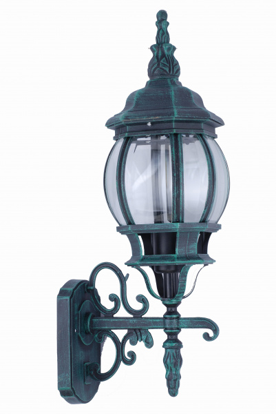 Настенный уличный светильник Arte Lamp Atlanta A1041AL-1BG, Китай (КНР)