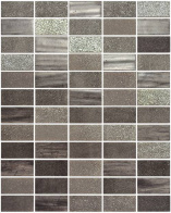 Мозаика Onix Marbelous Grey Wood Malla (2,5x5) 26,2x31,8