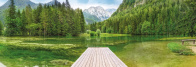 Komar Scenics National Geographic Edition 1 Green Lake 3,68x1,27