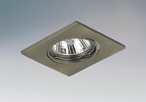 Встраиваемый светильник Lightstar Lega16 011938