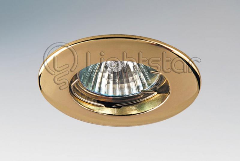 Встраиваемый светильник Lightstar Lega LT 011042