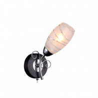 Бра IDLamp 846 846/1A-Blackchrome