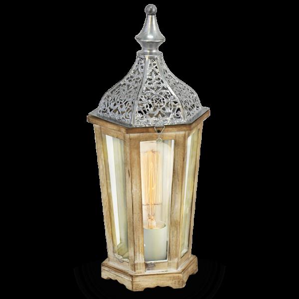 Настольная лампа Eglo Vintage 49277, Австрия