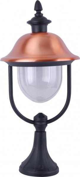 Наземный уличный светильник Arte Lamp Barcelona A1484FN-1BK