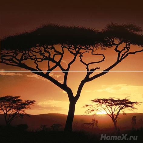 Панно Ceramica Classic Tile Africa 2 40x40 (комплект) hotels great escapes africa самые красивые отели африки