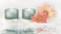 Декор Ceradim Candles 4 25x45