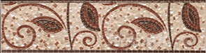 Бордюр Ceramica Classic Tile Galatia Branch 6,5x25Плитка<br>Тип плитки: Керамическая плитка. Применение: Ванная. Тип элемента: Бордюр. Ширина (см): 6.5. Длина (см): 25. Поверхность: Глянцевая, Структурированная. Дизайн: Флора и фауна. Цвет: Бежевый, Коричневый. Количество штук в упаковке: 23<br><br>Тип плитки: Керамическая плитка<br>Применение: Ванная<br>Тип элемента: Бордюр<br>Ширина (см): 6.5<br>Длина (см): 25<br>Поверхность: Глянцевая, Структурированная<br>Дизайн: Флора и фауна<br>Цвет: Бежевый, Коричневый<br>Количество штук в упаковке: 23