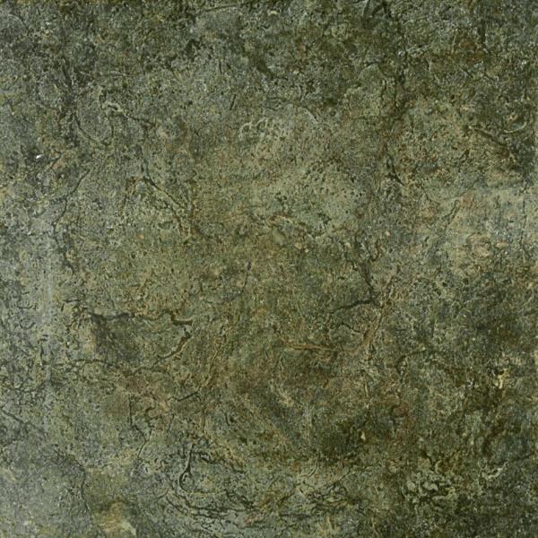 Зеленый керамогранит