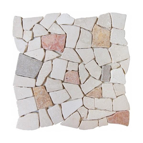 Мозаика с объемными чипами Chakmaks 3D Fusion Stone