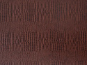 Пробковый пол Corkstyle Leather Premium Kroko Redbrown